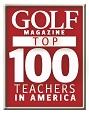 Golf Top 100 teachers Brian Mogg
